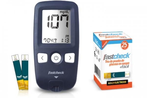 Glucómetro FastCheck